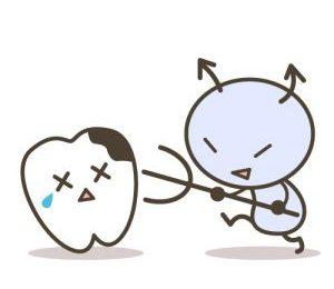 治療途中で行かなくなった 虫歯