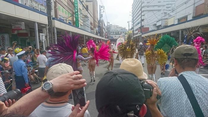 大崎シティデンタルクリニックスタッフ お祭り