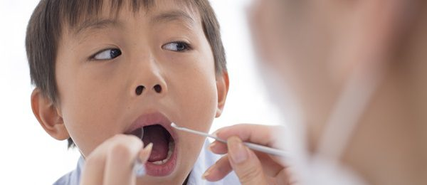 子供 虫歯
